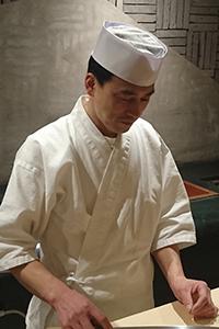 料理長 加藤光世
